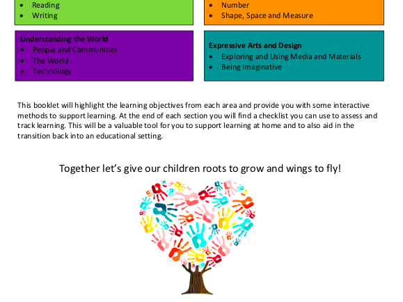 Home learning support