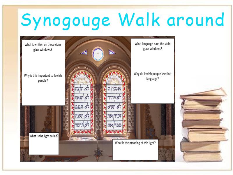 Synogouge Walk Around