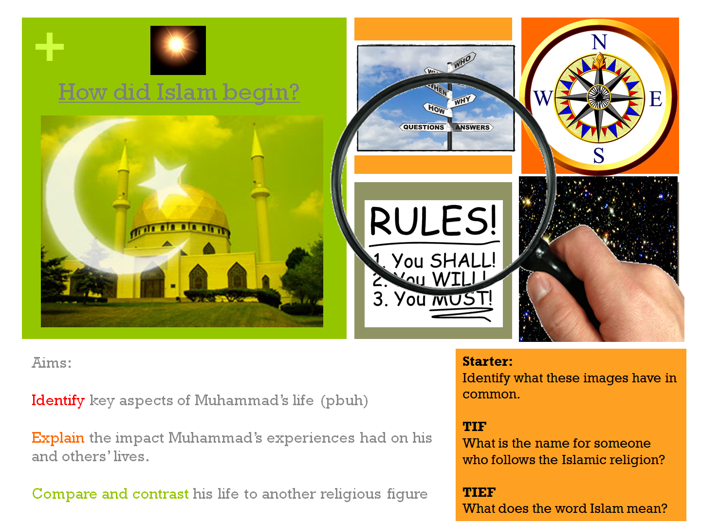 KS3 6 MAJOR RELIGIONS TOPICS ULTIMATE BUNDLE