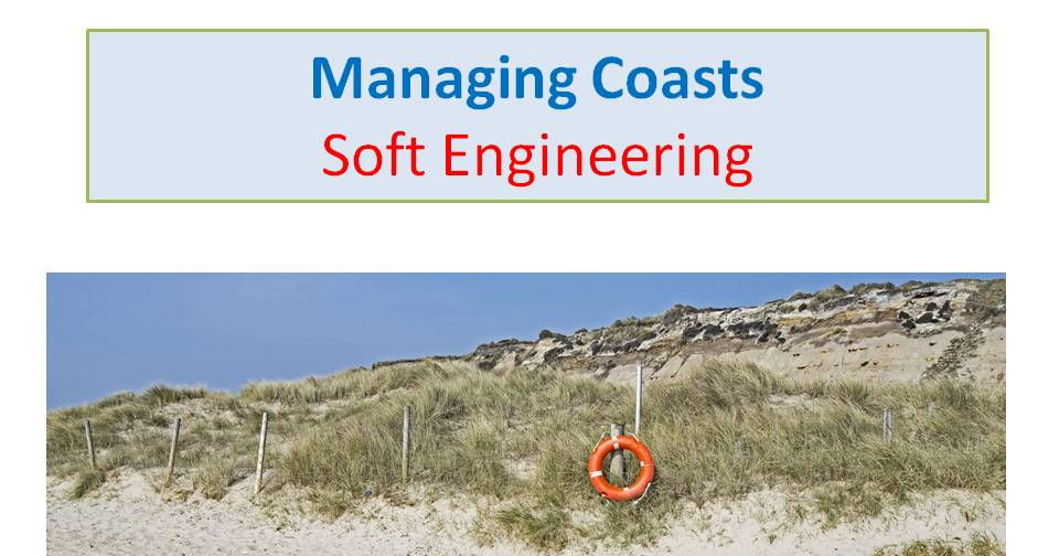 Managing Coasts- Soft Engineering GCSE Geography New Spec