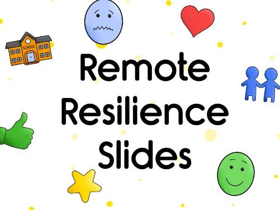 Remote Resilience Slides