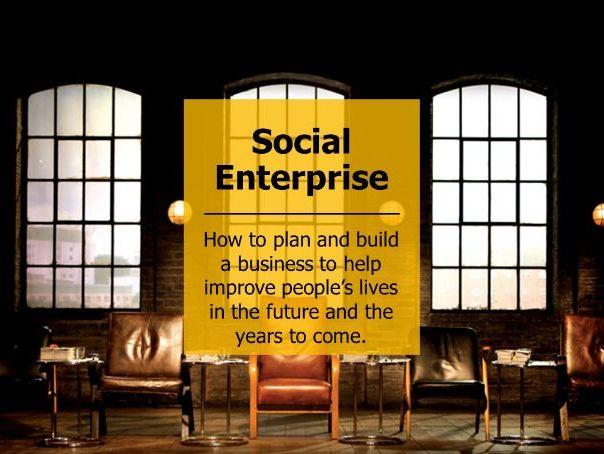 Dragon's Den Style lesson on Social Enterprise and Entrepreneurship