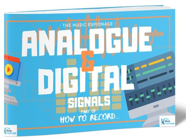 Analogue & Digital Signals-FULL LESSON- with Distance Learning