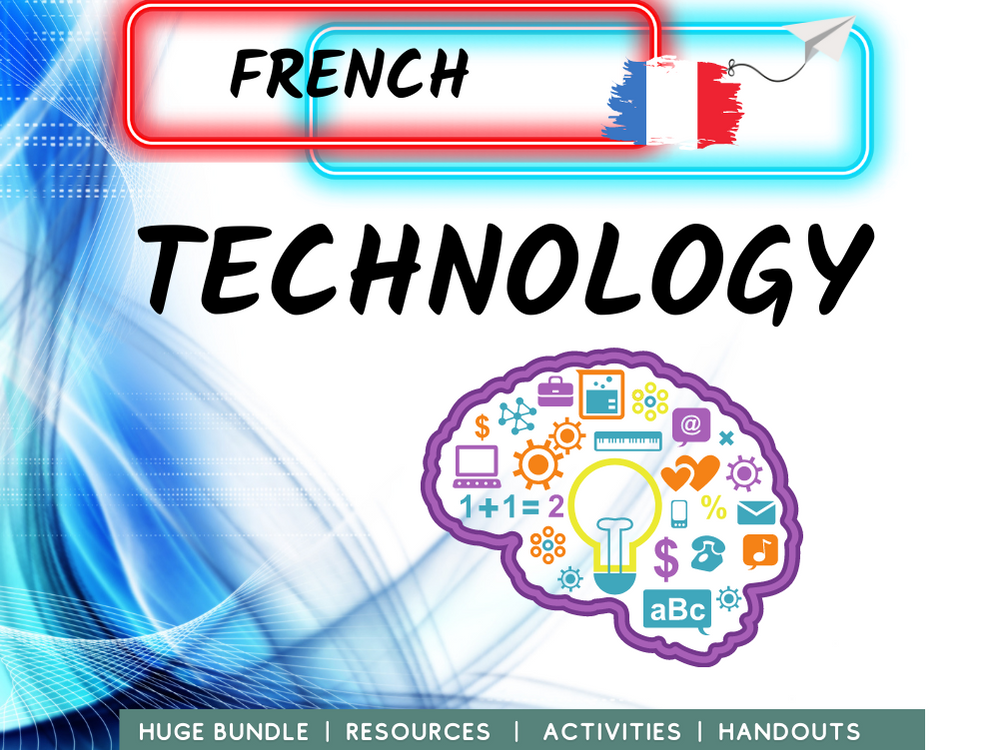 French Revision - Technology