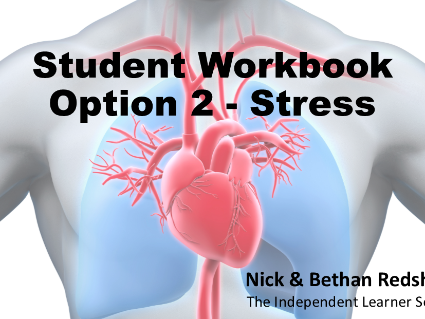 Option 2 Stress - Paper 3 Workbook