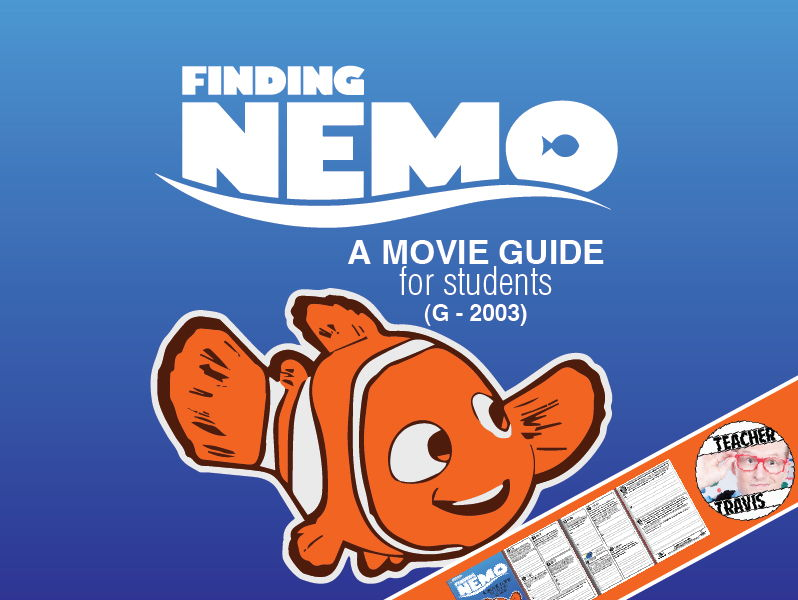Finding Nemo Movie Viewing Guide