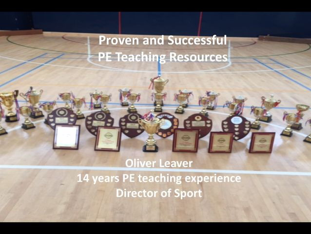 Athletics PE Unit of Work (Year 5 & 6)