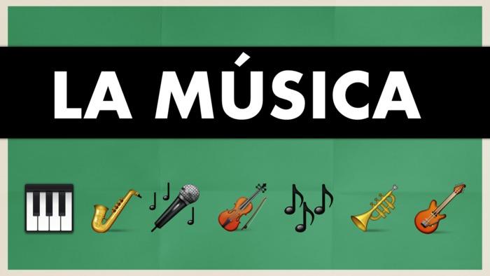 AS - La Música (Speaking)