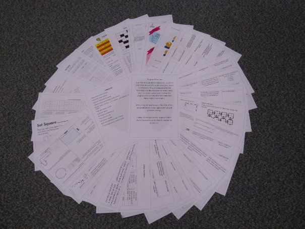 Functional Skills Maths revision/plenaries/starters  29 worksheets progressively revise more topics
