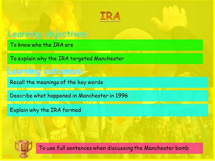 Extremism: IRA