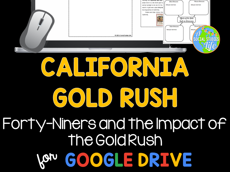 California Gold Rush and 49ers