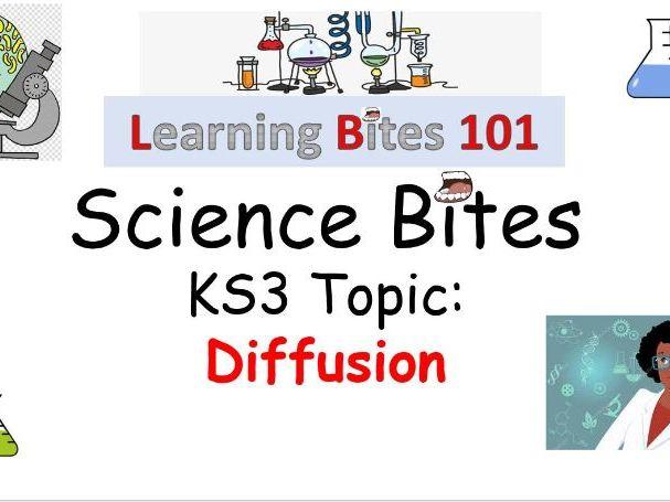 KS3 - Diffusion