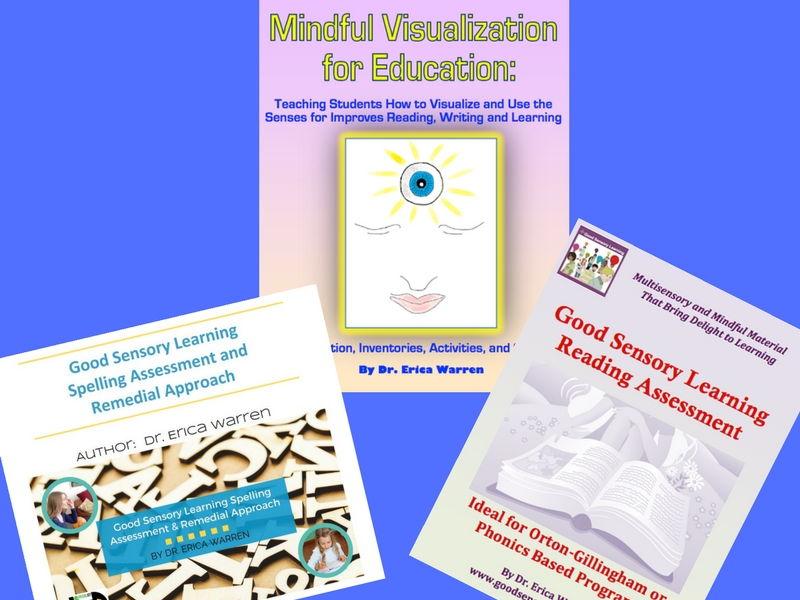 Reading, Spelling & Visualization  Assessment Bundle