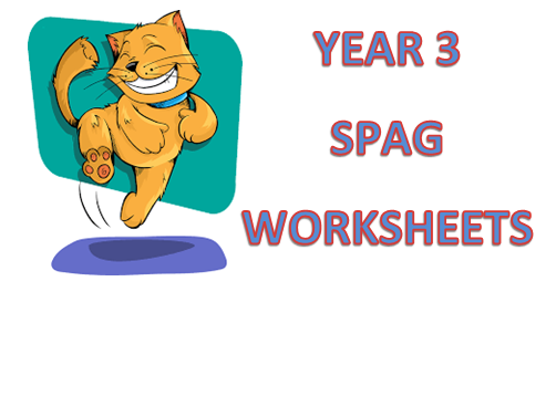 Year 3 SPAG and Vocabulary