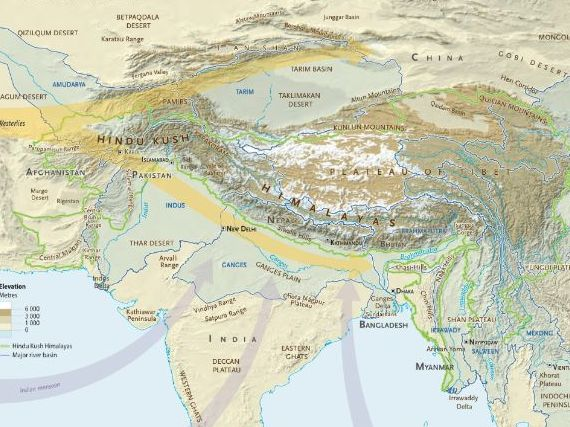 Human Use in the Himalayas