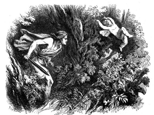 FREE A Midsummer Night's Dream (Shakespeare) - Act 2, Scene 2 - WORKSHEET + ANSWERS