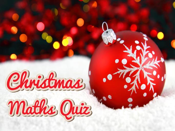 Christmas Quiz- Christmas Maths