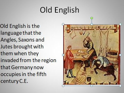 Words from Old English