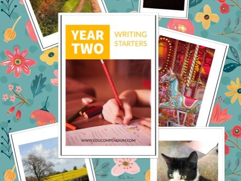 Year Two Writing Starters Pack