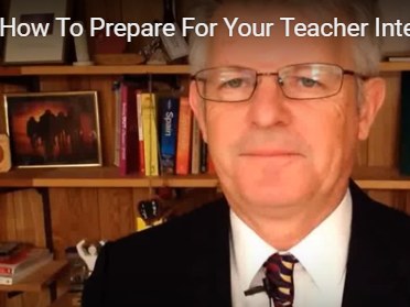 How To Prepare For Your Teacher Interview