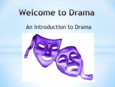 Year 7 Introduction to Drama