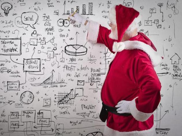 French Christmas Code Breaker