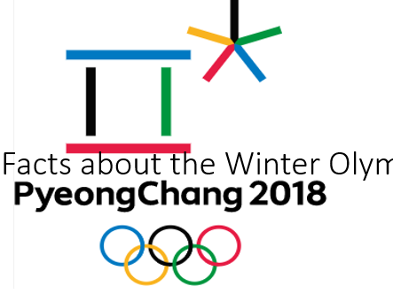 Presentation on the Winter Olympics 2018