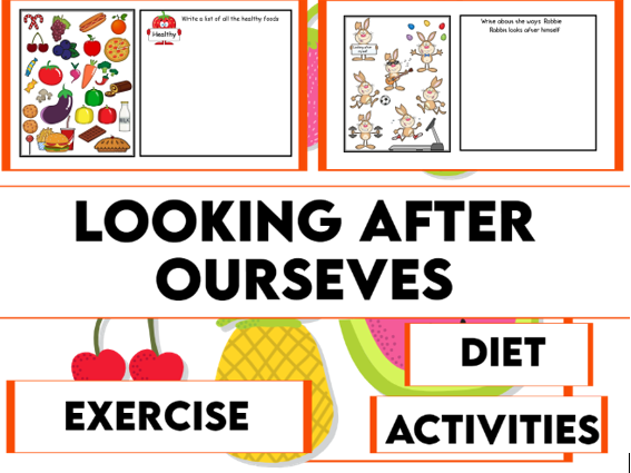 Ways of Taking Care of Ourselves KS1