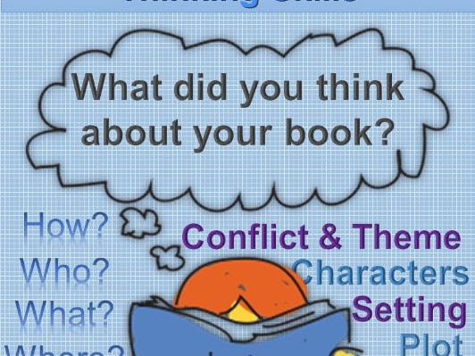 Reading Comprehension Critical Thinking Activities by CoyLearning ...