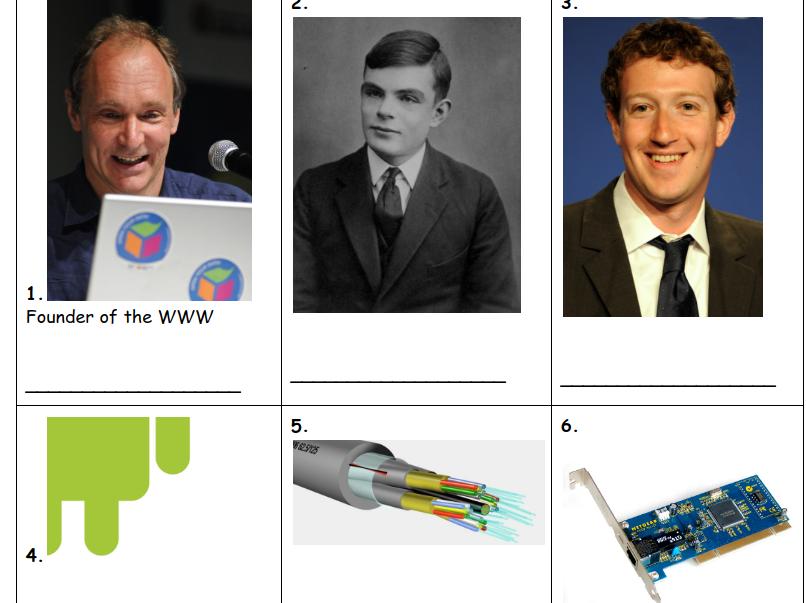 Computing Quiz (2 pack)