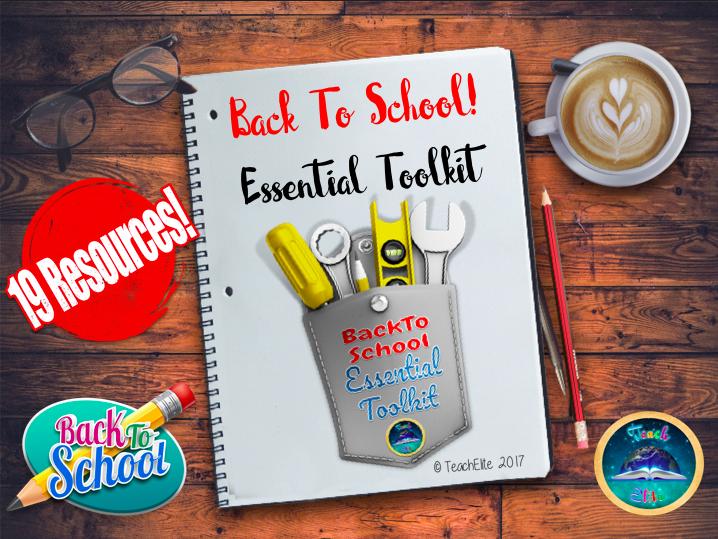 Back to School  Essential Toolkit - Bundle