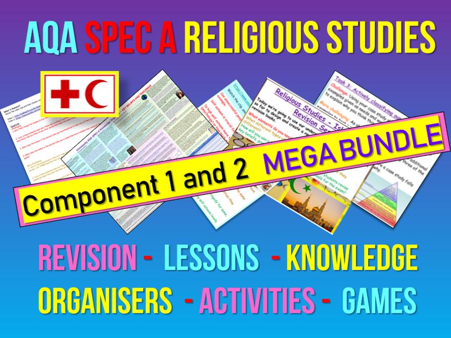 AQA Religious Studies Spec A RE GCSE