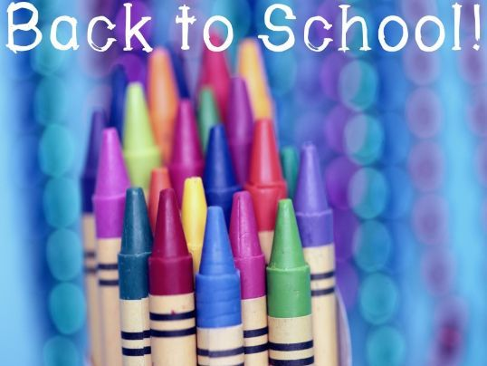 Back to School Math & Literacy Centers