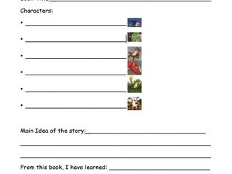 Year 1: To listen to and discuss stories beyond independent reading.