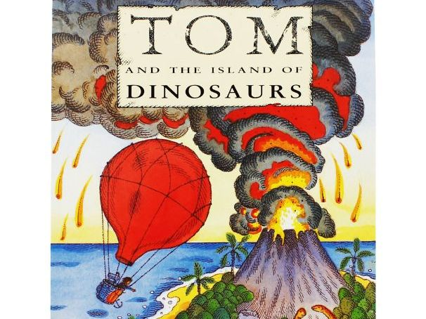 Tom and the Island of the Dinosaurs Planning and Resources