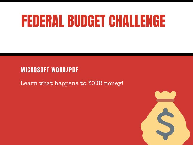 U.S. Federal Budget Challenge