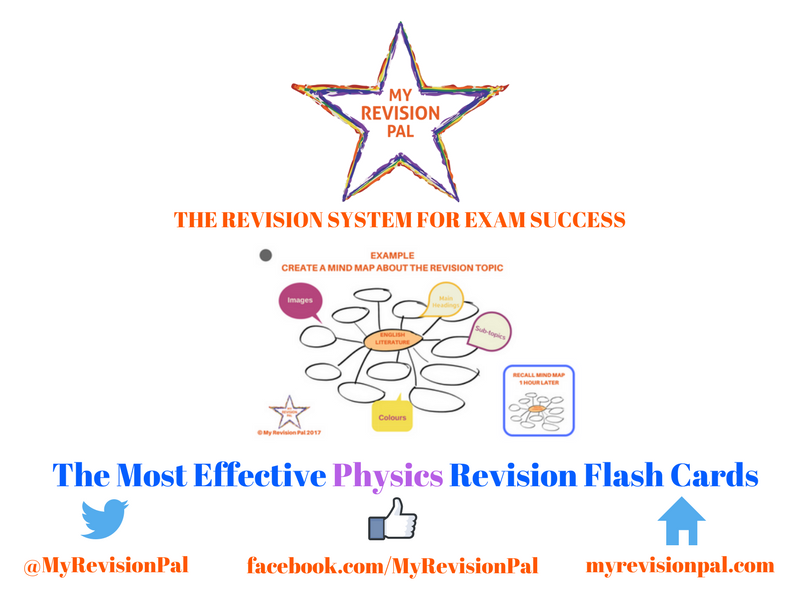 The Most Effective Revision Flash Cards (For Physics)
