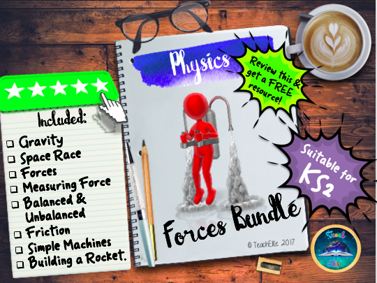 Forces: Forces KS2