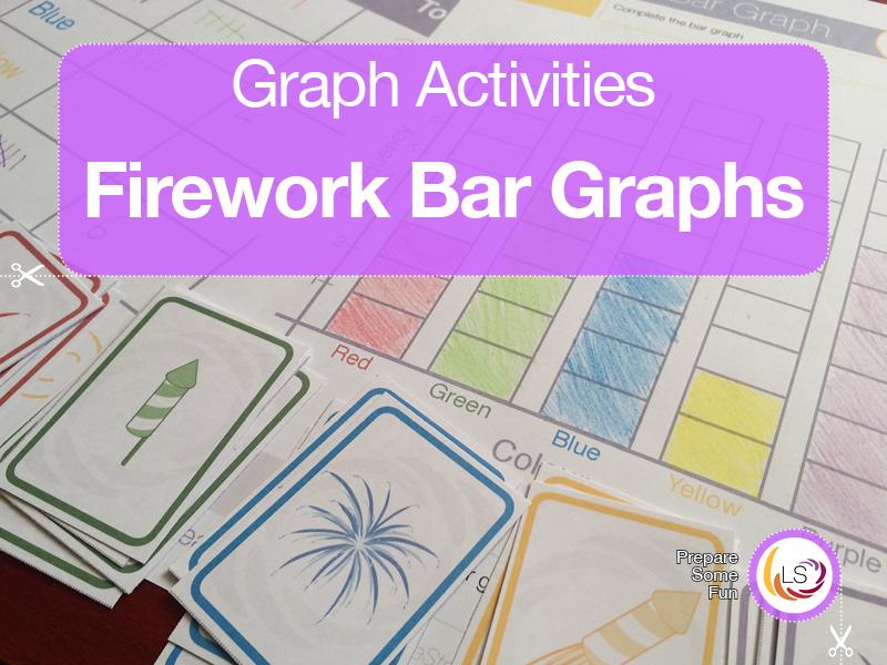 Fireworks Bar Graph   US version
