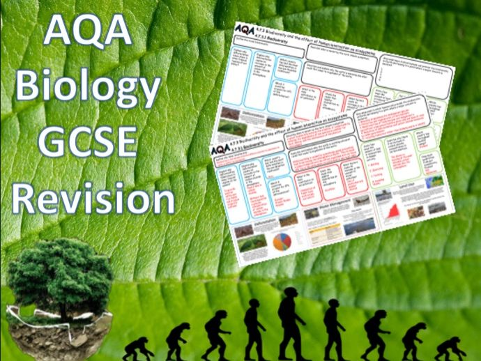 4.7.3 Biodiversity, Pollution & Global Warming - NEW AQA Trilogy (Biology) Revision with Answers