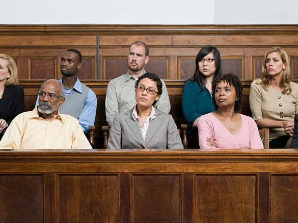 Jury System in the UK