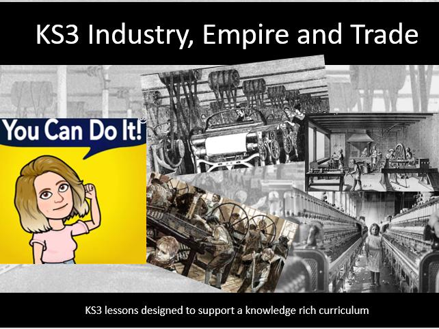 KS3 Industrial Revolution 1. Introduction