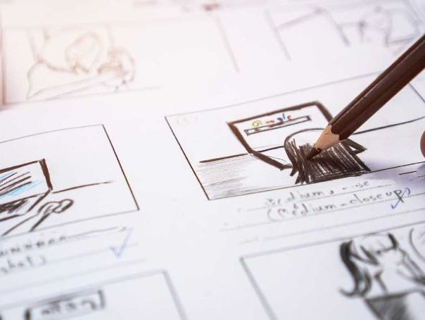 BTEC Level 1 Media Creating a Storyboard