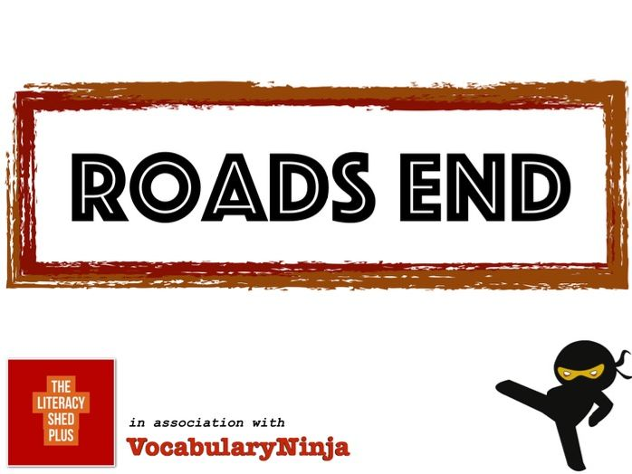 Roads End Vocabulary Pack
