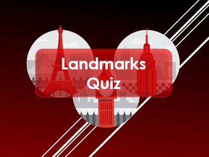 Tutor Time: Landmarks Across the World: Quiz