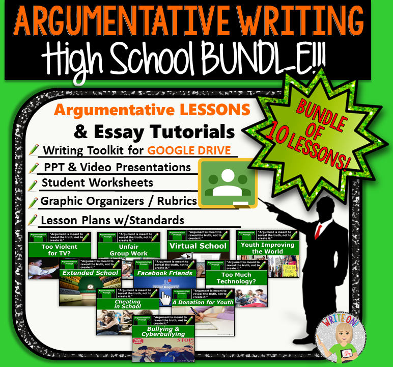argumentative writing lesson prompt digital resource argumentative writing lesson prompt digital resource cheating in school high school by morgenstern93 teaching resources tes