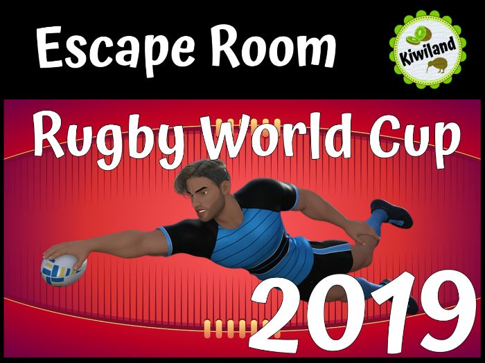 Escape Room - Rugby World Cup 2019