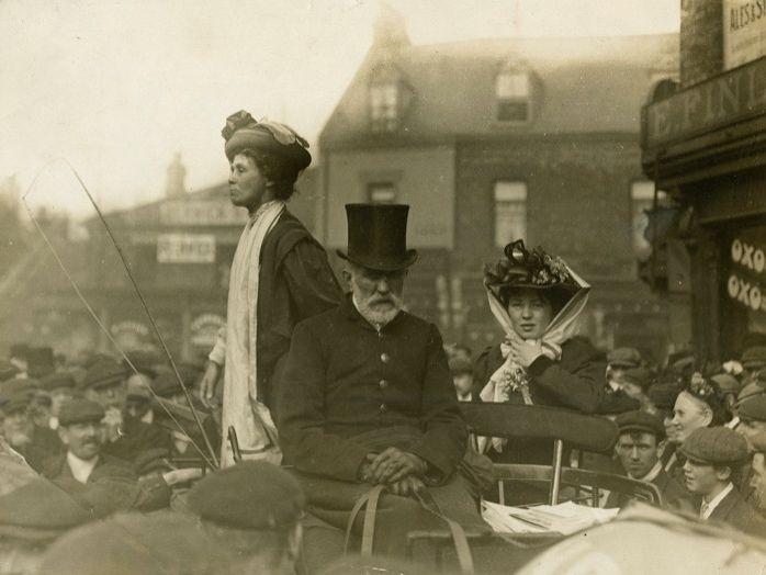 Votes for Women: Suffrage Oral Histories