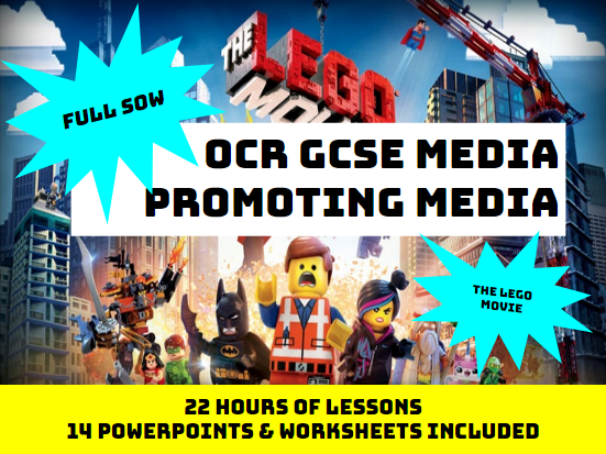 The Lego Movie - Full SOW