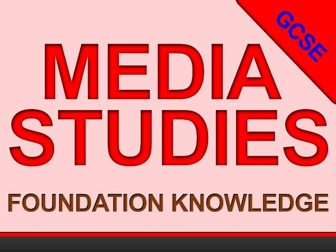 INTRODUCTION TO MEDIA - FULL SCHEME - GCSE. 10+ hours. Lesson Power-Points. Assessments. Terminology